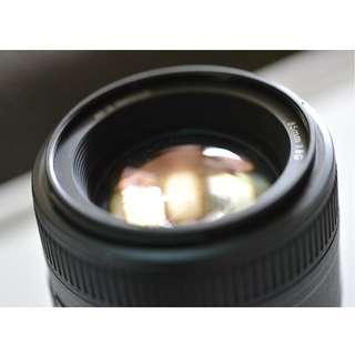 Nikon Nikkor 85mm 1.8G
