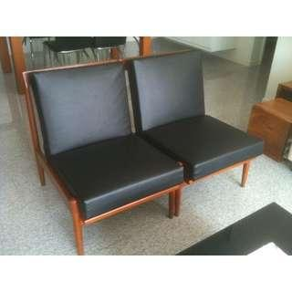 Price REDUCED!Vintage Restored Armchairs