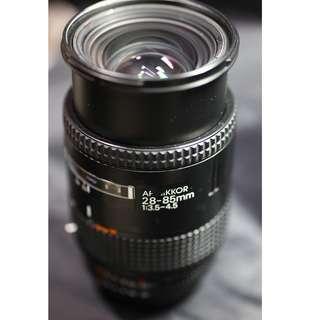 Nikon Nikkor 28-85mm AF-D F3.5-4.5