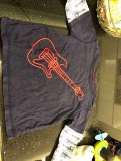 Preloved Carters Shirt
