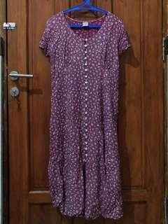 Baju Dress Hamil / Maternity Mothercare size10