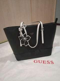 Prelove bag tote Guess authentic