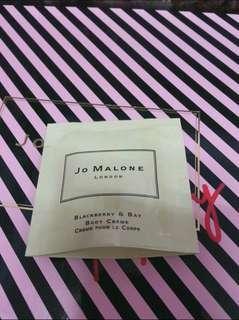 🚚 全新Jo malone黑莓與月桂葉潤膚霜7ml/公司貨/賣場另有其他香水 潔膚露 磨砂膏可參考