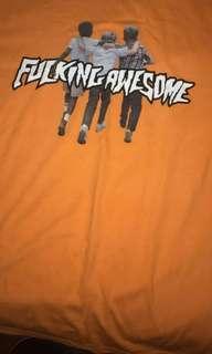 Kaos Tshirt Fucking awesome