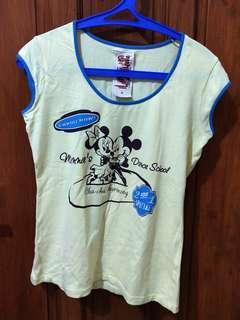 Mickey Minnie Tshirt