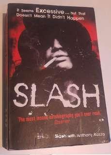 Slash Biography by Anthony Bozza