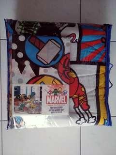 Marvel Bed sheet set with comforter Queen