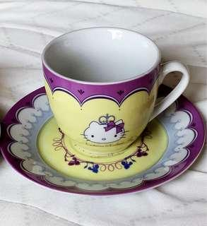 Crabtree & Evelyn Hello kitty tea set collection (紫色)