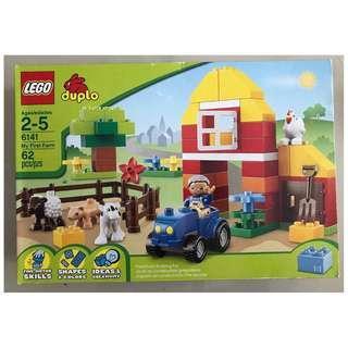 LEGO Duplo My First Farm 6141