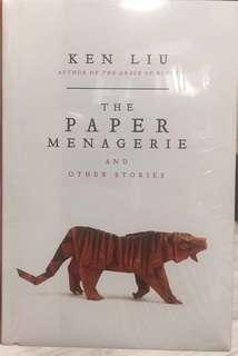 Ken Liu: The Paper Menagerie