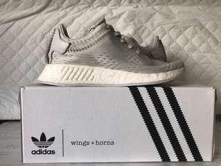 Adidas NMD R2 Limited Edition Wings + Horns Size 6Y