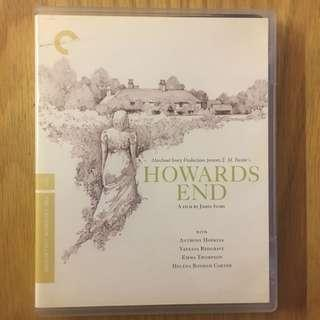 Howards End | Blu-ray |  US Edition 🇺🇸