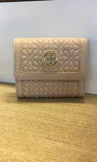 Tory Burch oak pink wallet 搬鋪清貨只限一天順丰到付