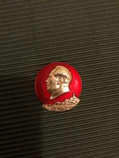 毛澤東襟章
