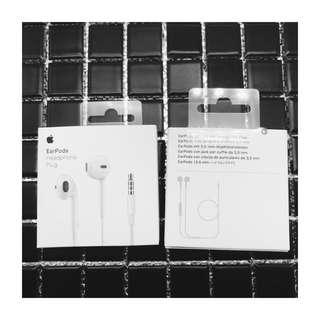 Apple EarPods 3.5MM Plug