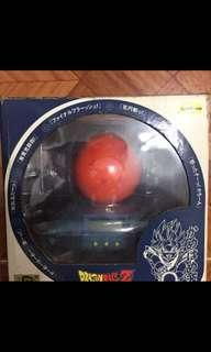 Unifive Dragonball龍珠 特技發聲鬧鐘 Real Size 一盒