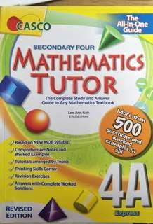 Elementary Mathematics Topical Revision Book