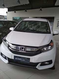 Honda Mobilio Dp 10 jutaan Free Voucher Belanja 4,5 juta
