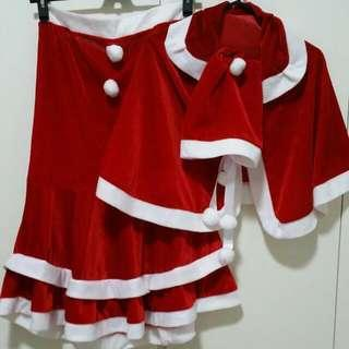 Santarina Christmas Costume Dress