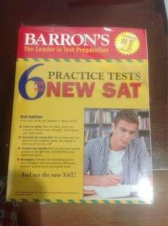 Barron SAT Reviewer