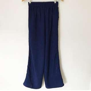 Forever21 wide pants