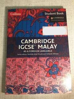 IGCSE Malay