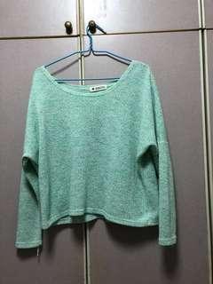 🚚 Mint Green Long Sleeve