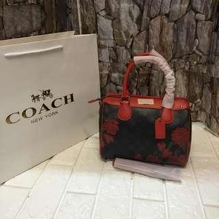 Authentic Coach Doctors Bag