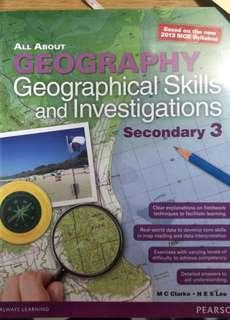 Geography Textbook + Revision guide!