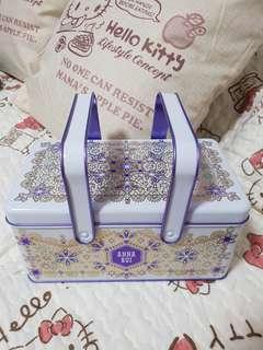 Anna Sui Vanity Carrier Tin Box