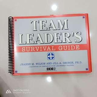 Team leader's survival guide