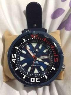 Seiko Divers watch (PADI)