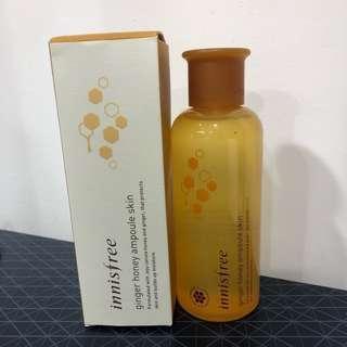 🇰🇷購於韓國 innisfree innisfree 🍯ginger honey ampoules 生薑蜂蜜 保濕化妝水