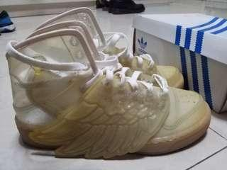adidas Jeremy Scott Wings Clear JS Wings