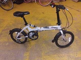 O丫AMA16寸單車