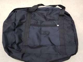 Black Travel Hand Carry Bag