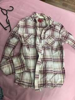 Padini chequered shirt