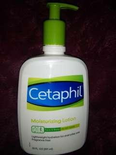 Auth CETAPHIL moisturizing Lotion 591ml