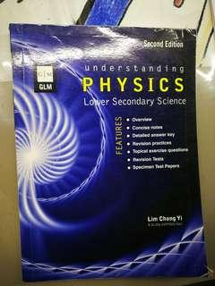 Lower secondary physics assessment book
