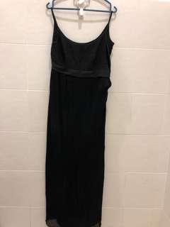 Preloved Sonny San Black Dress