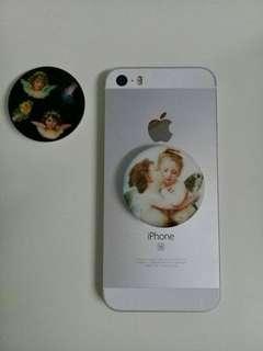 🚚 小天使 手機 泡泡騷 手機支架