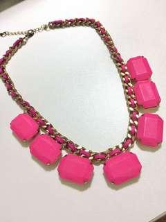 🚚 Pink Necklace