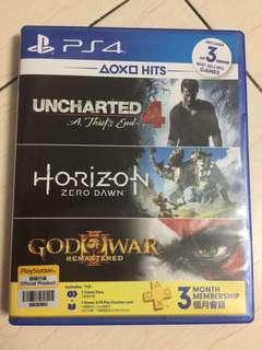 2 in 1 PS4 game