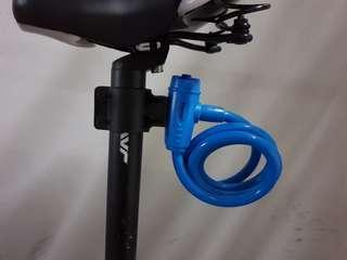 Bike Lock with Mount