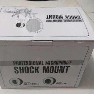 Shock Mount/Pop Filter