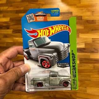 Hot Wheels Zamac '52 Chevy Pickup
