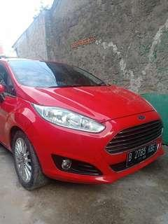 New Fordfiesta S 2013 At 1.5 cc