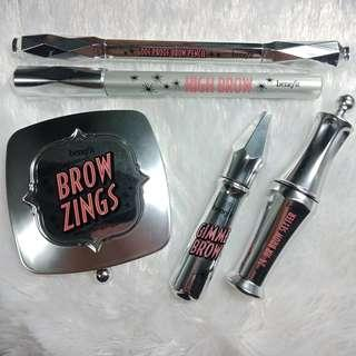 Benefit Eyebrow Products