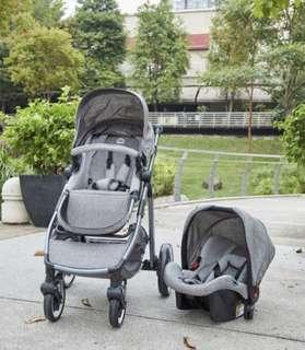 Mimosa travel system