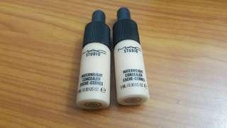 MAC Cosmetics Waterweight Concealers